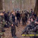 Zbor na zadnji točki pred napadom na učni center Pekre, ki ga je osvojila J.N.A z tankovsk