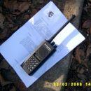 Motorola povezava z štabom in pod njo ukazi!
