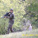 Archer v iskanju tarče.