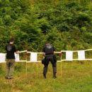 Tudi člani policije so bili na tekmovanju!
