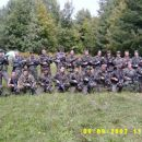 Gasilska: 1 27 borcev en slika en je šel predčasno domov.