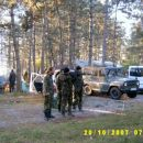 HQ kamp.