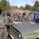 Ekipa-1 orjentiranje po karti.