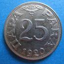 25 Para 1920 - front