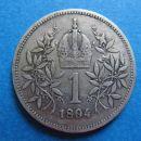 1 korona 1915 - front