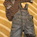 Okaidi jeans hlače, št.67