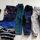 Komplet toplejših fantovski oblačil, 98