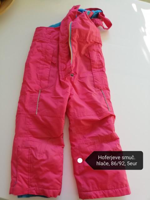 Smučarske hlače Impidimpi