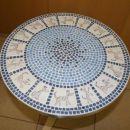 Klubska mizica - mozaik