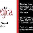 logo in vizitka za podjetje