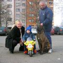 Alexia na družinski sliki