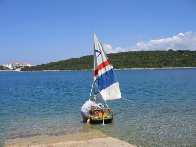 E-sailing - foto