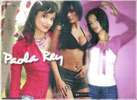 Paola Rey-blendy - foto povečava