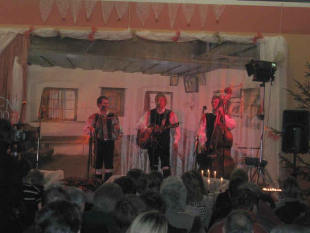 Vuhred božični koncert - foto